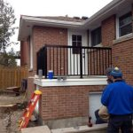 Small Back Entrance Addition