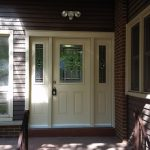 New Front Entry System